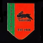 2011 South Sydney Rabbitohs NRL Year Established Home Pin Badge