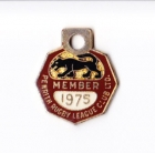 1975 Penrith Leagues Club Member Badge