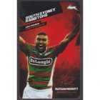 2009 South Sydney Rabbitohs NRL Member Card