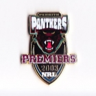 2003 Penrith Panthers NRL Premiers Pin Badge