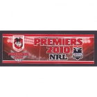 2010 St George Illawarra Dragons NRL Premiers Sticker