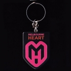 2008 Melbourne Heart A-League Trofe Keyring Badge