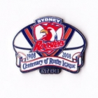 2008 Sydney Roosters RL Centenary Pin Badge