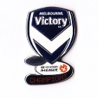 2009 Melbourne Victory A-League Champions Pin Badge