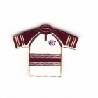 2002 Manly Warringah Sea Eagles NRL Jersey Trofe Pin Badge