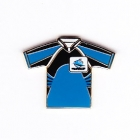 2004 Cronulla Sutherland Sharks NRL Jersey Trofe Pin Badge