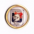 1994 Newcastle Knights ARL Logo Perfection Pin Badge