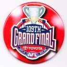 2005 AFL Grand Final SS Button Badge