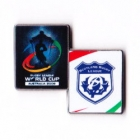 2008 Scotland RLWC Trofe Pin Badge