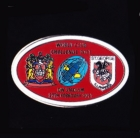 2011 WCC Dragons v Wigan Pin Badge cs1