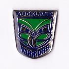1998 Auckland Warriors NRL AJ Parkes Pin Badge