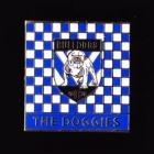 2009 Canterbury Bankstown Bulldogs NRL Pin Badge