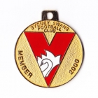 2000 Sydney Swans AFL Member Badge