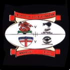 2011 RL Four Nations Double Header Pin Badge e