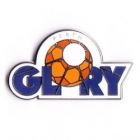 2005 Perth Glory A-League Trofe Pin Badge