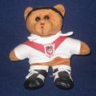 2000s St George Illawarra Dragons NRL Head Band Bear
